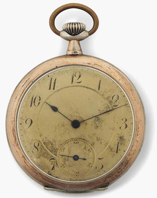 Кожаная куртка и карманные часы Альберта Эйнштейна проданы на аукционе примерно за полмиллиона долларов - 3