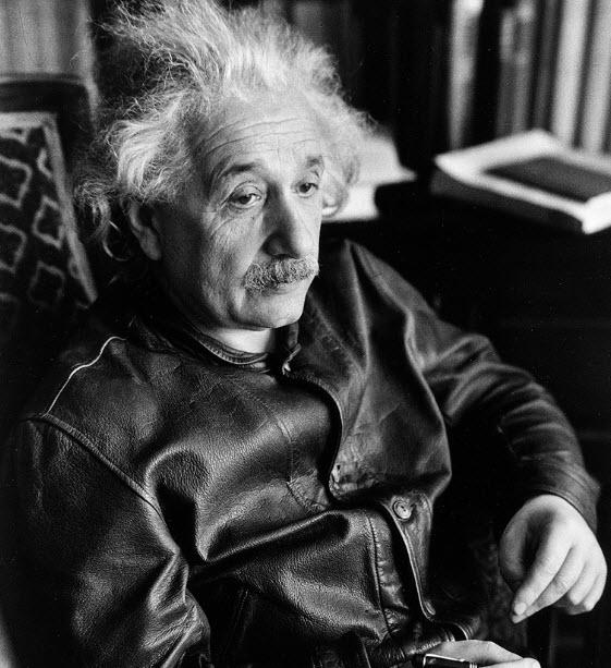 Кожаная куртка и карманные часы Альберта Эйнштейна проданы на аукционе примерно за полмиллиона долларов - 1