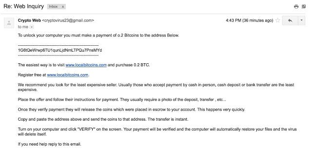 Криптовымогатель-обманщик Ranscam просто удаляет файлы, ничего не шифрует - 9