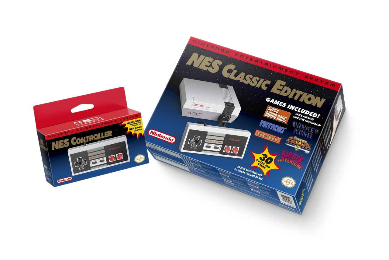 Новая игровая консоль от Nintendo: уменьшенная NES с обновленным контроллером - 2