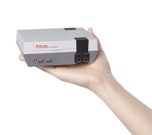 Новая игровая консоль от Nintendo: уменьшенная NES с обновленным контроллером - 1