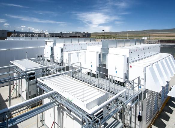 Повышение энергоэффективности дата-центров: опыт Apple, Google, Microsoft, Active Power и Burland Energy - 4