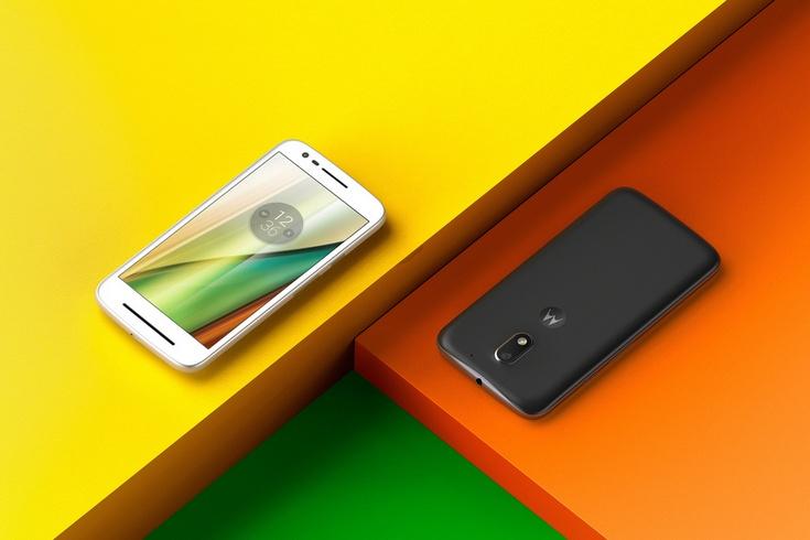 Новый смартфон Moto E получил пятидюймовый экран