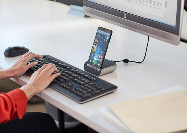 Смартфон HP Elite x3 в комплекте с док-станцией поступит в продажу в начале августа по цене £680