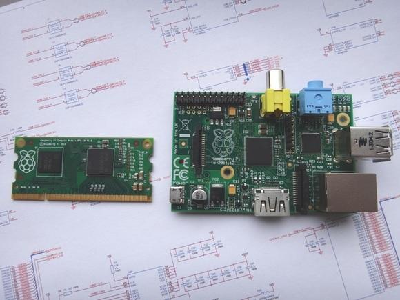 Raspberry Pi 3 Compute Module лишится модуля Wi-Fi