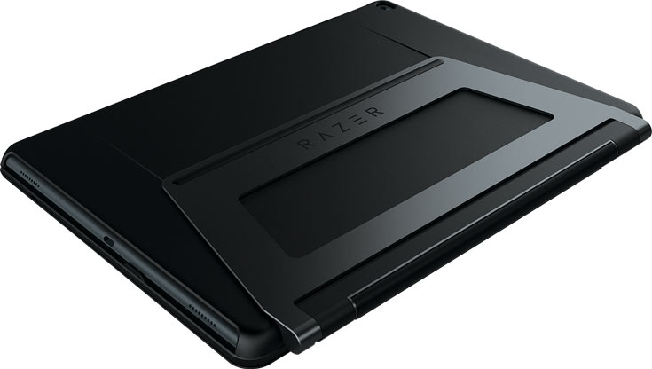 Razer использует сверхтонкие механические клавиши в клавиатуре для планшета Apple iPad Pro