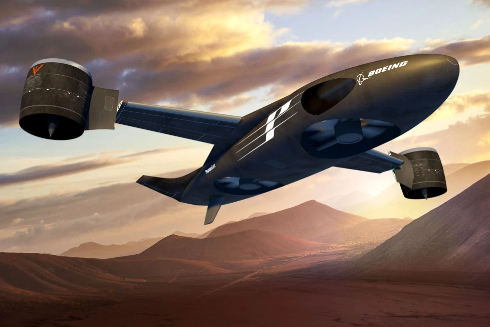 Будущее авиации. Перспективные проекты самолетов и вертолетов - 25