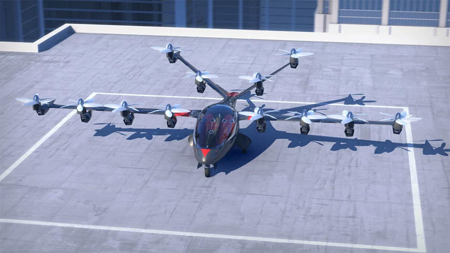 Будущее авиации. Перспективные проекты самолетов и вертолетов - 26