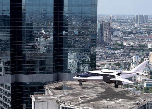 Будущее авиации. Перспективные проекты самолетов и вертолетов - 27
