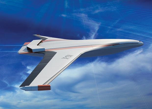 Будущее авиации. Перспективные проекты самолетов и вертолетов - 3