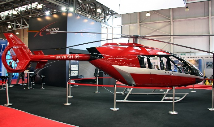 Будущее авиации. Перспективные проекты самолетов и вертолетов - 33