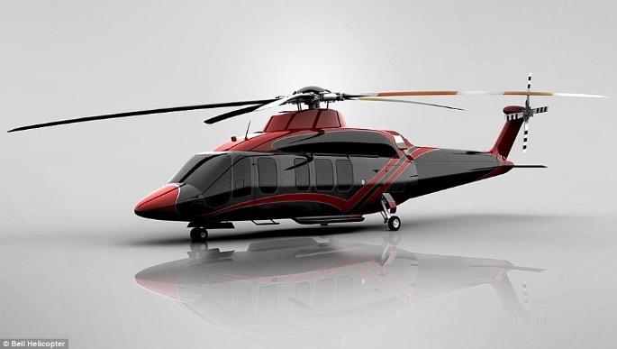 Будущее авиации. Перспективные проекты самолетов и вертолетов - 34