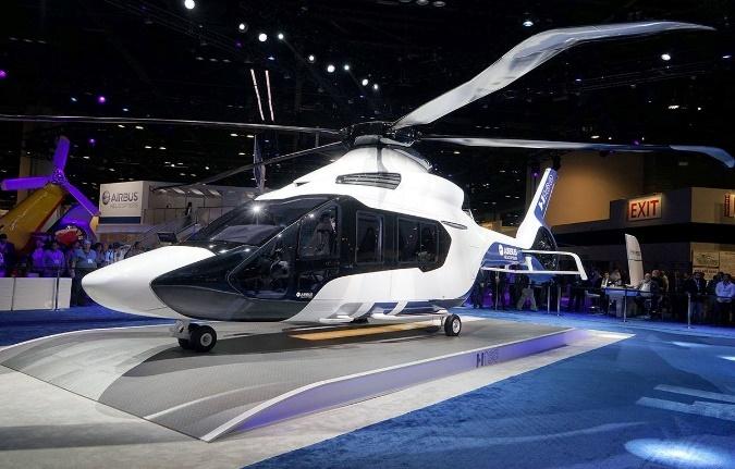 Будущее авиации. Перспективные проекты самолетов и вертолетов - 35