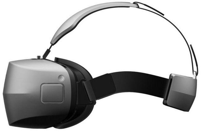 Гарнитуре виртуальной реальности DeePoon M2 не нужны для работы ПК или смартфон