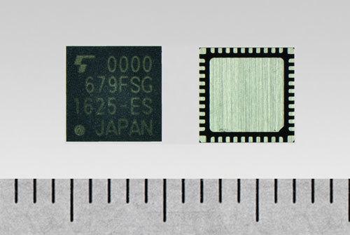 В числе областей применения Toshiba TC35678FSG, TC35678FXG и TC35679FSG — носимая электроника