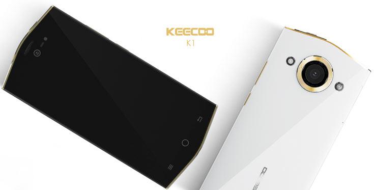 Степень защиты смартфона Keecoo K1 — IP64