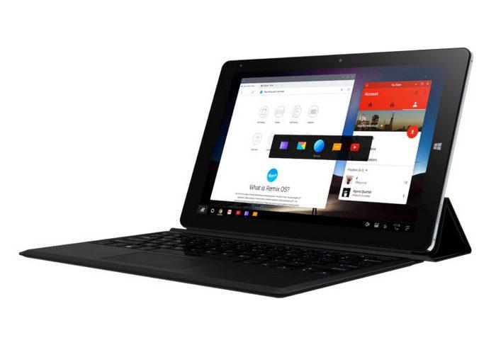Производитель называет планшет Chuwi Vi10 Plus «убийцей Surface 3»