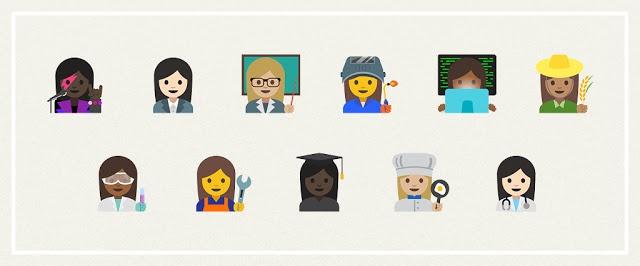 Unicode добавила в библиотеку смайлов почти полторы сотни новых