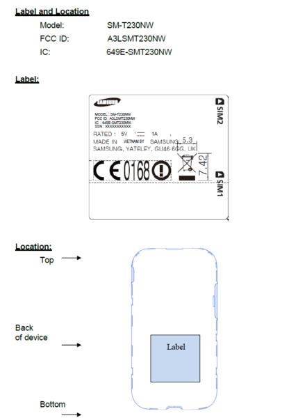 Samsung Galaxy Tab4 Advanced 7.0 уже прошел испытания FCC