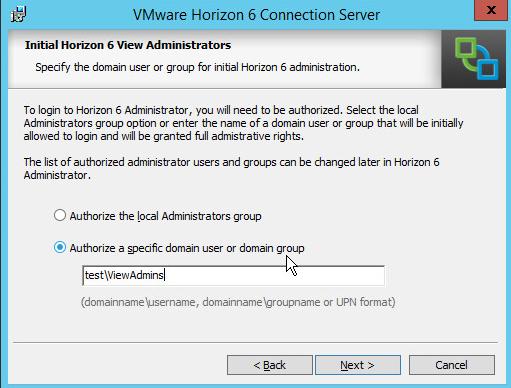 Экспресс-курс для подготовки к экзамену VMware Horizon View 6. Подготовка окружения для Horizon - 2