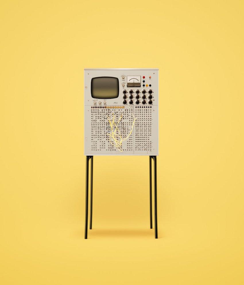 Легендарные компьютеры истории - 9