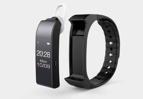 Устройство Iwowfit V6 может быть умными часами и Bluetooth-гарнитурой