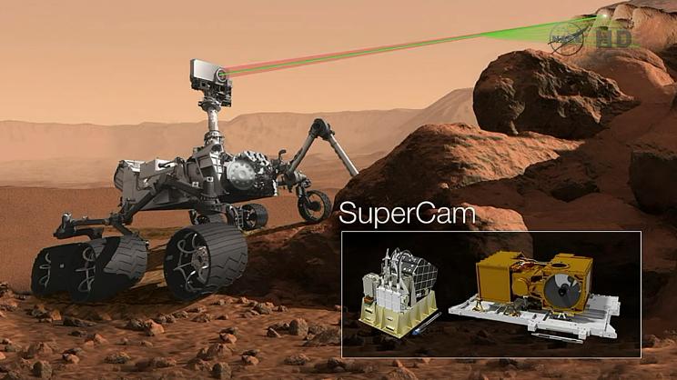 Новый марсоход NASA Mars 2020 займется поиском следов жизни на Красной планете - 3