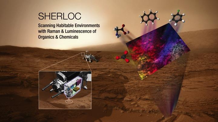 Новый марсоход NASA Mars 2020 займется поиском следов жизни на Красной планете - 5