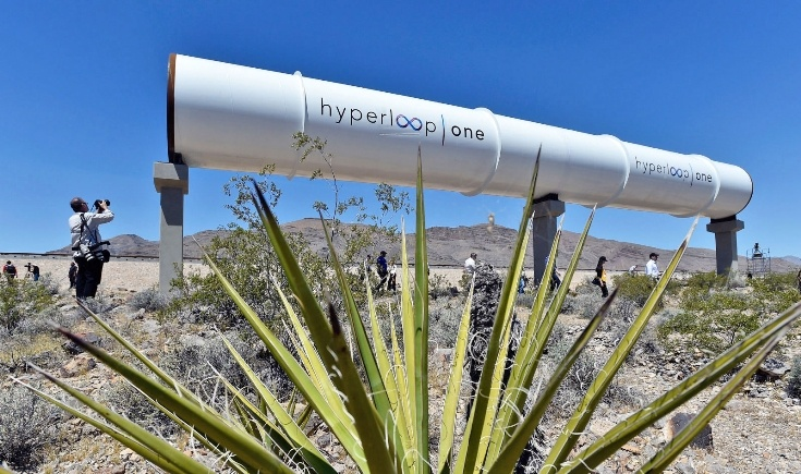 Space X перенесла завершающий этап конкурса Hyperloop Pod Competition