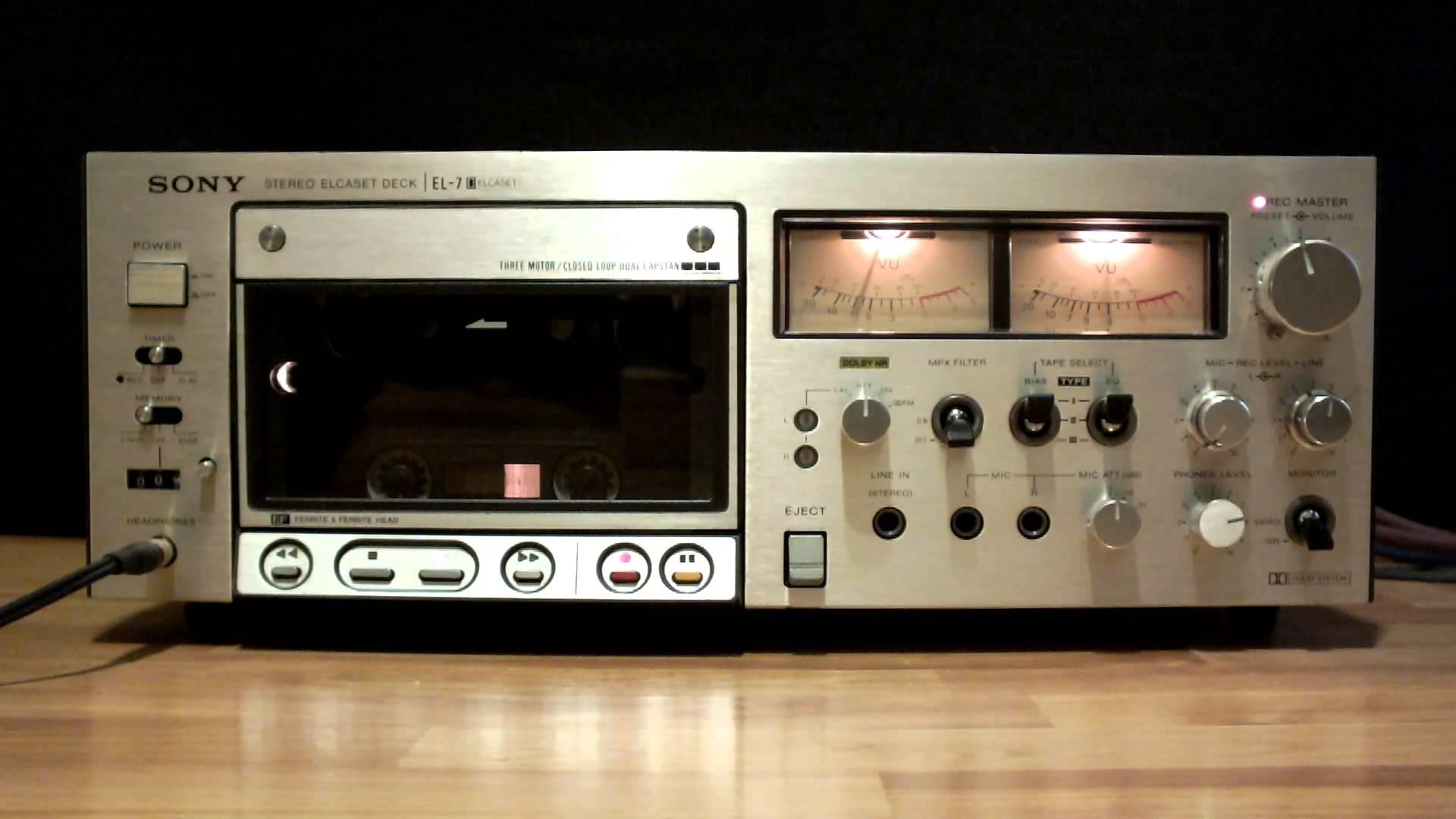 Elcaset: гигантские аудиокассеты прошлого из Японии и забытый аудиоформат - 3