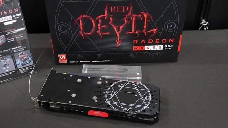 PowerColor Radeon RX 480 Devil будет одним из самых разогнанных вариантов новинки AMD