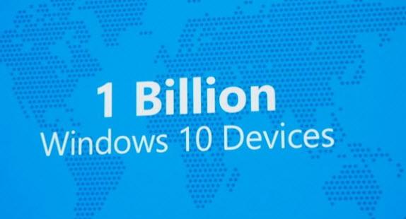 Microsoft признала, что 1 млрд устройств с Windows 10 — слишком оптимистичный прогноз - 1