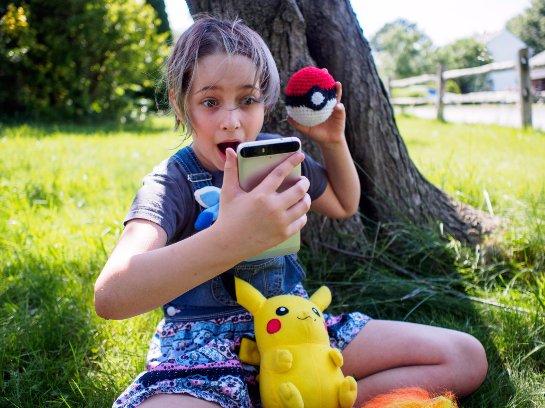 Pokemon Go вылетает с ошибкой или появляется зеленый экран