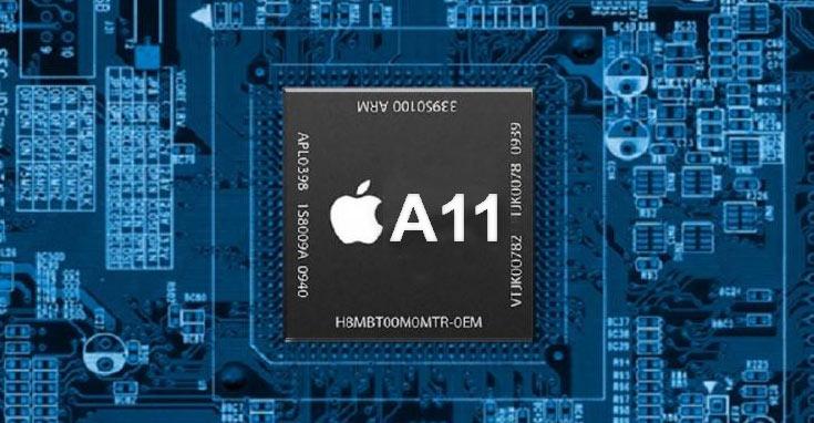 TSMC называют эксклюзивным поставщиком процессоров Apple A11
