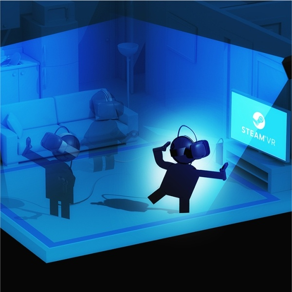 HTC готовит новую гарнитуру VR
