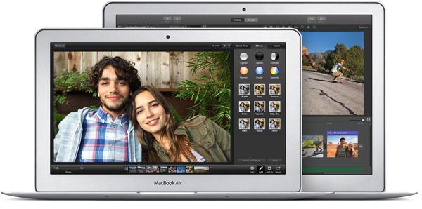 Компьютер MacBook Pro с 13-дюймовым дисплеем Retina получил тачпэд Force Touch