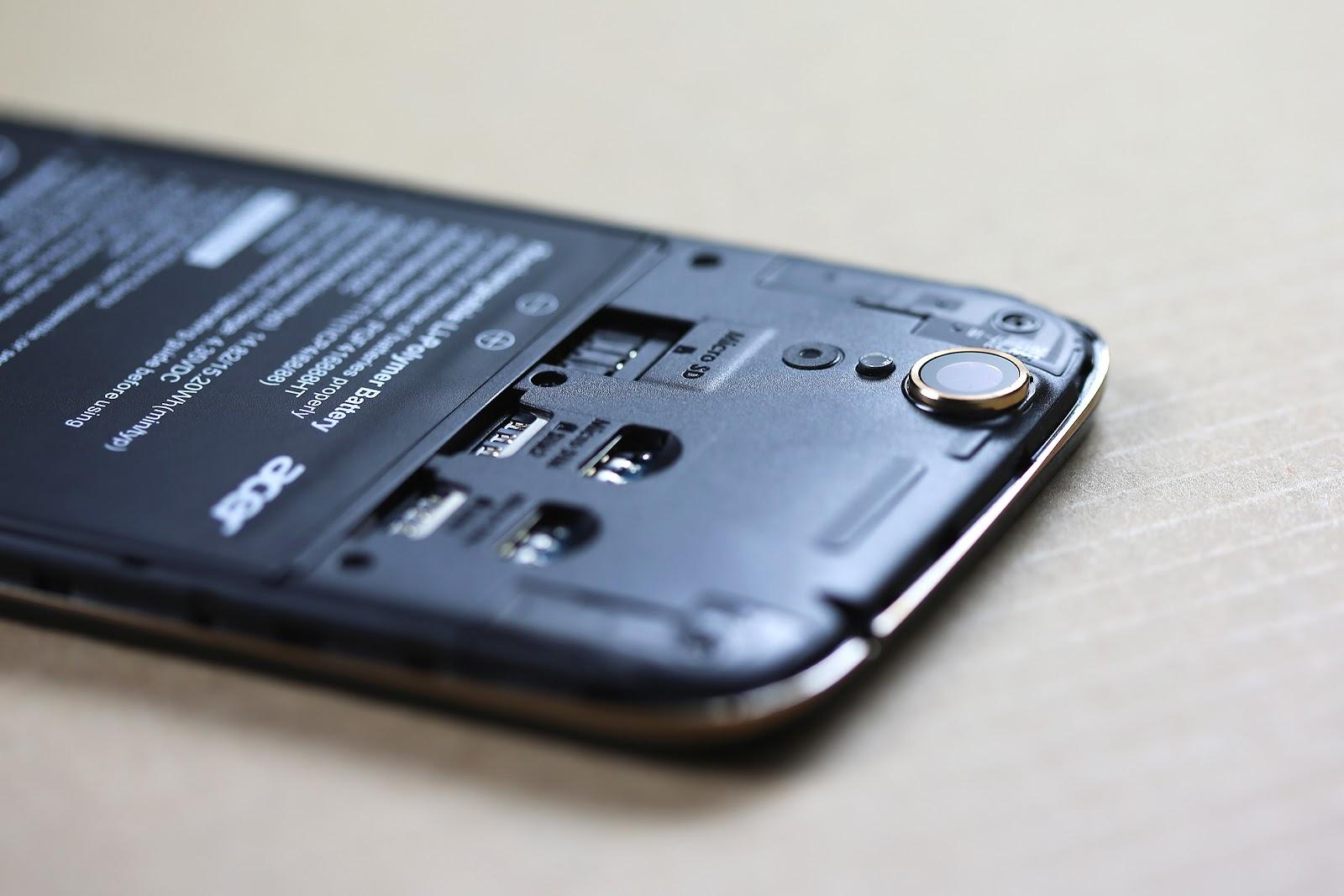Обзор Acer Liquid Z630S: технологичный долгожитель - 6