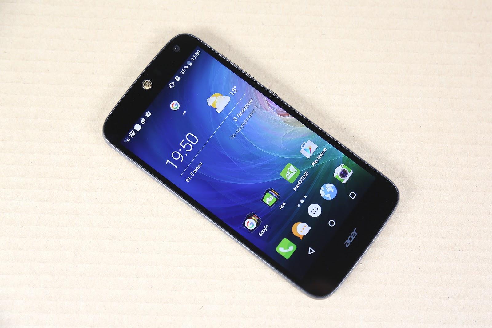 Обзор Acer Liquid Z630S: технологичный долгожитель - 7