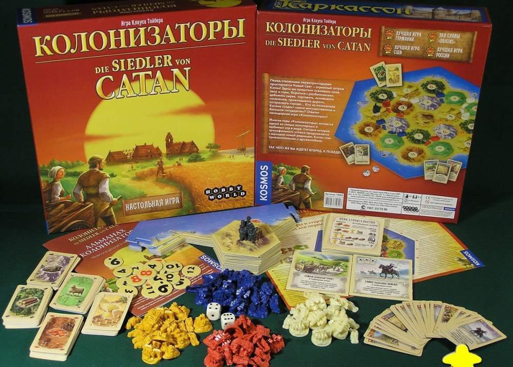 Основы геймдизайна: 20 настольных игр. Часть чертвертая: Билет на поезд, Каркассон, Колонизаторы - 4