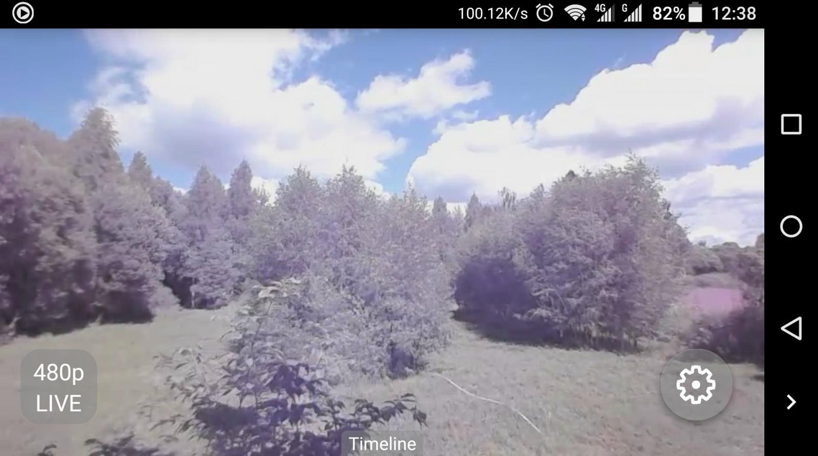 iCam HD 360: видеоняня или автономная система видеонаблюдения? - 17
