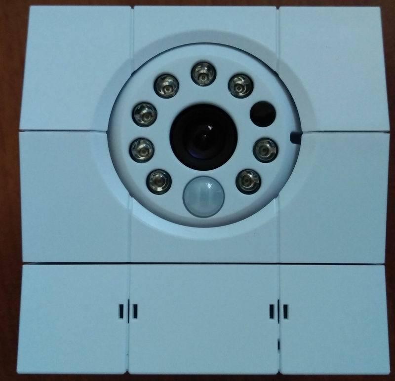 iCam HD 360: видеоняня или автономная система видеонаблюдения? - 3