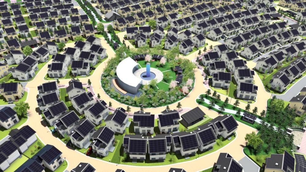 Как будут выглядеть города будущего? - 14