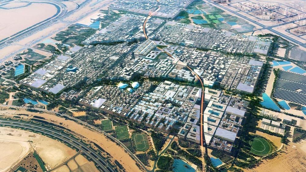 Как будут выглядеть города будущего? - 5