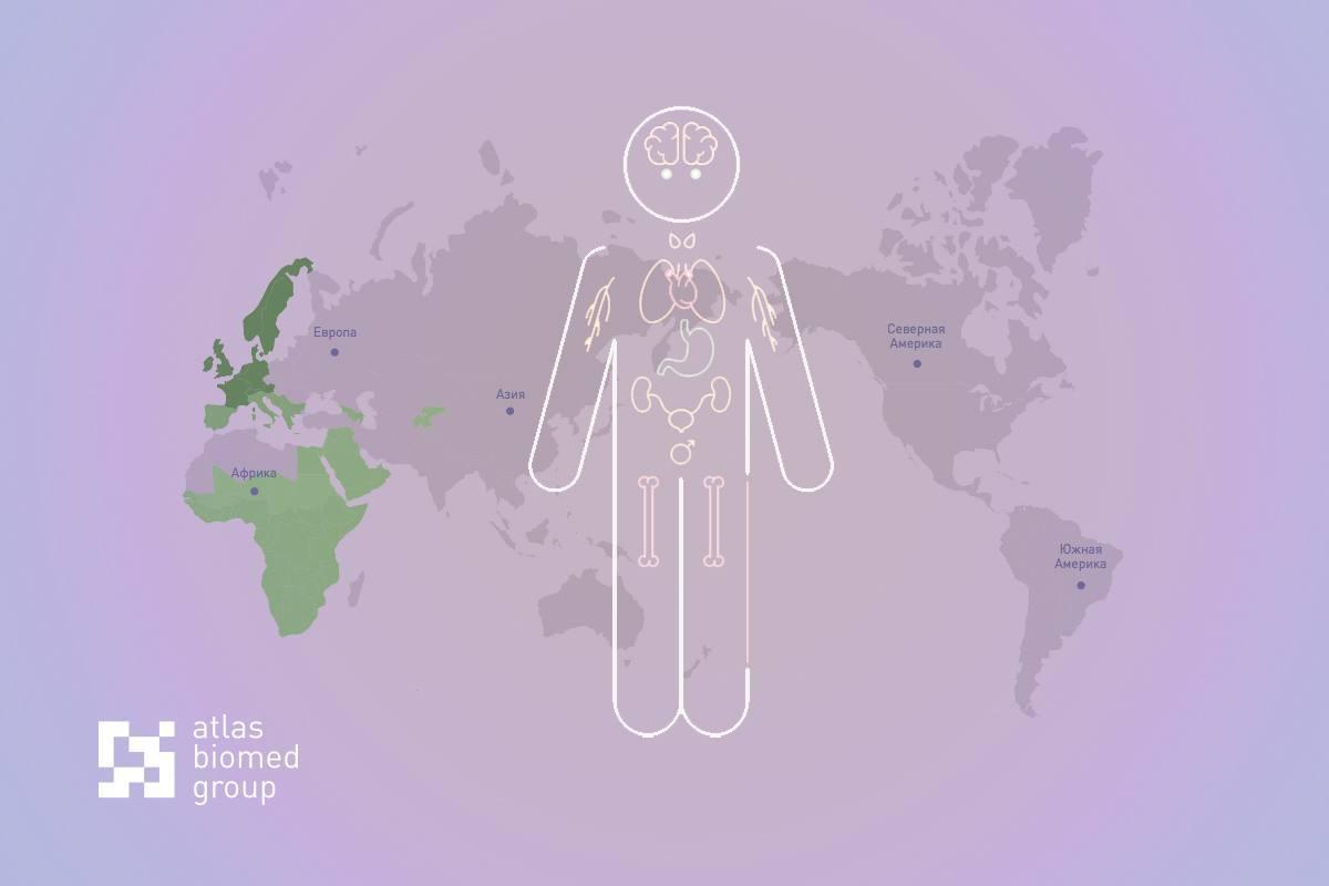 Как происхождение человека отразилось в генах - 4