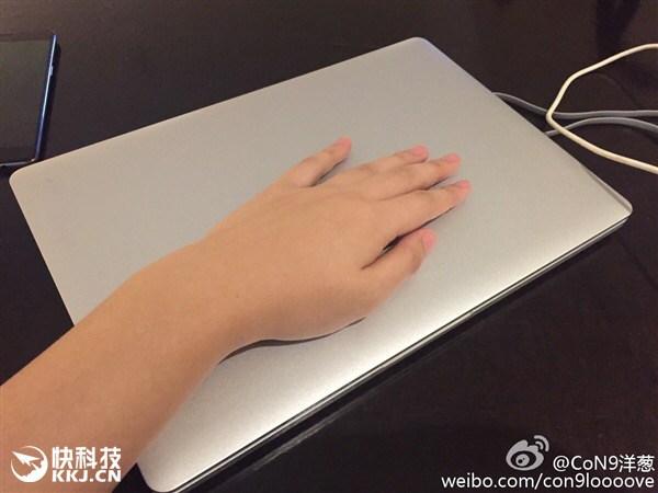Опубликованы новые фотографии ноутбука Xiaomi