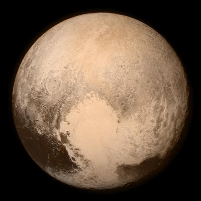 Первое в истории изображение Марса, сделанное космическим аппаратом, было раскрашено вручную. Почему? - 8