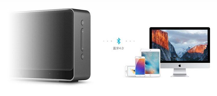 Meizu Lifeme BTS30 — портативная колонка в металлическом корпусе