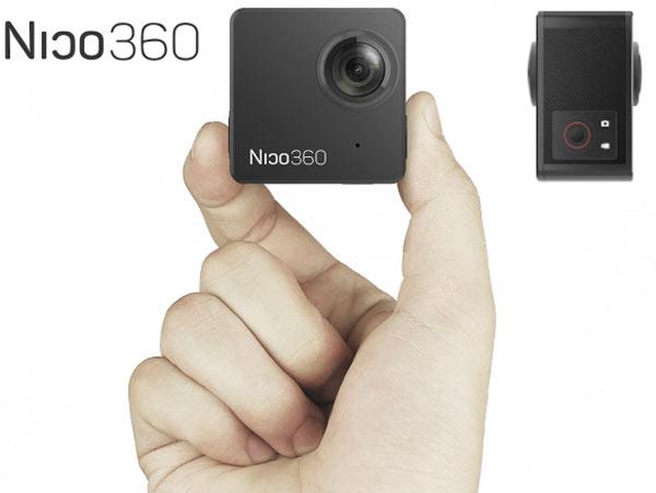 Nico360 поддерживает прямое вещание