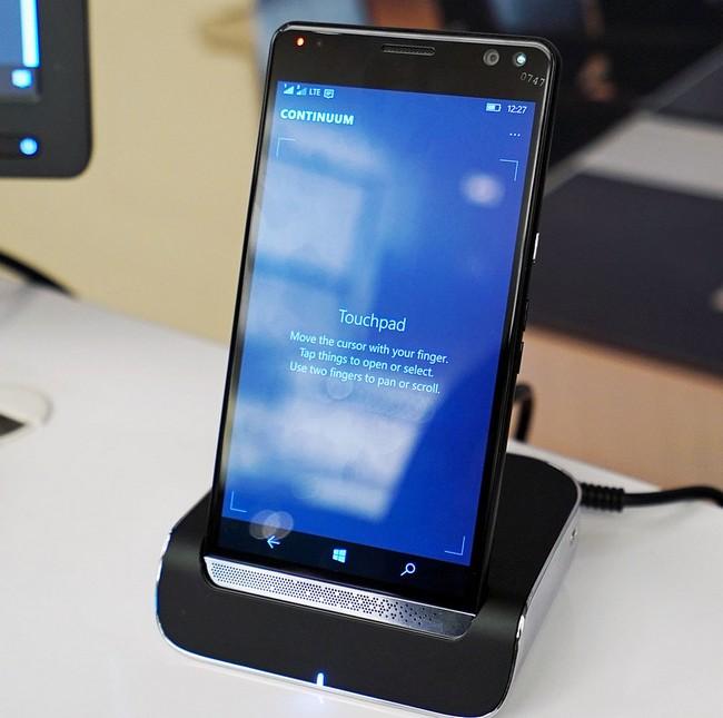 Смартфон HP Elite x3 появится на рынке уже до конца июля по цене от $699