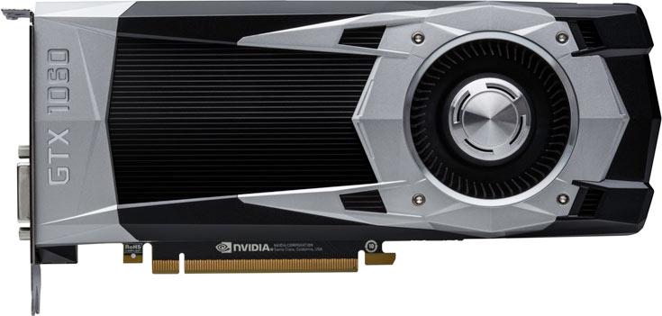 Стартовали продажи 3D-карт Nvidia GeForce GTX 1060